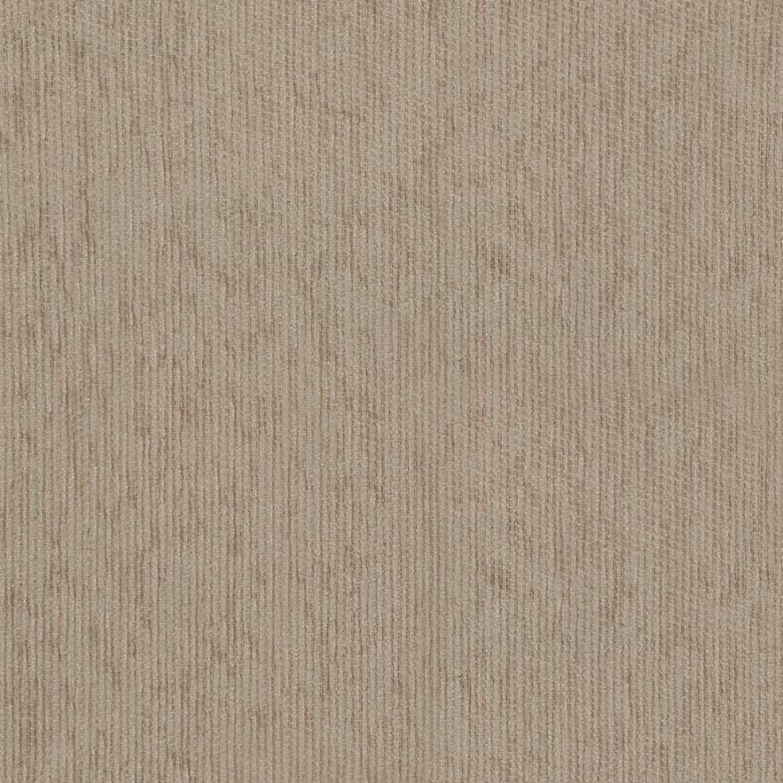 Glider W/ Ottoman In Beige Microfiber Upholstery - image-3