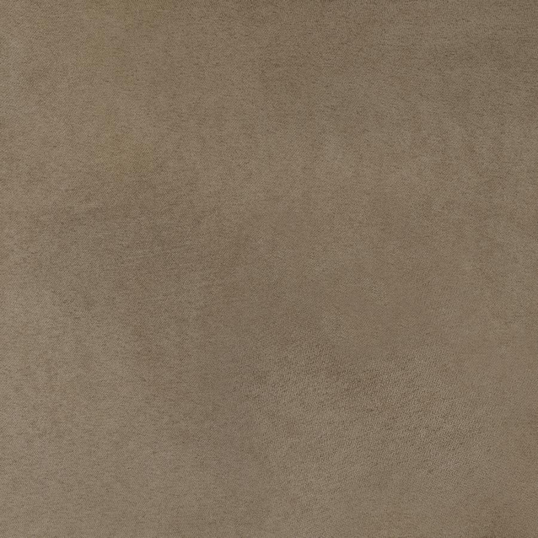 Glider W/ Ottoman In Tan Microfiber W/ Tufted Back - image-3