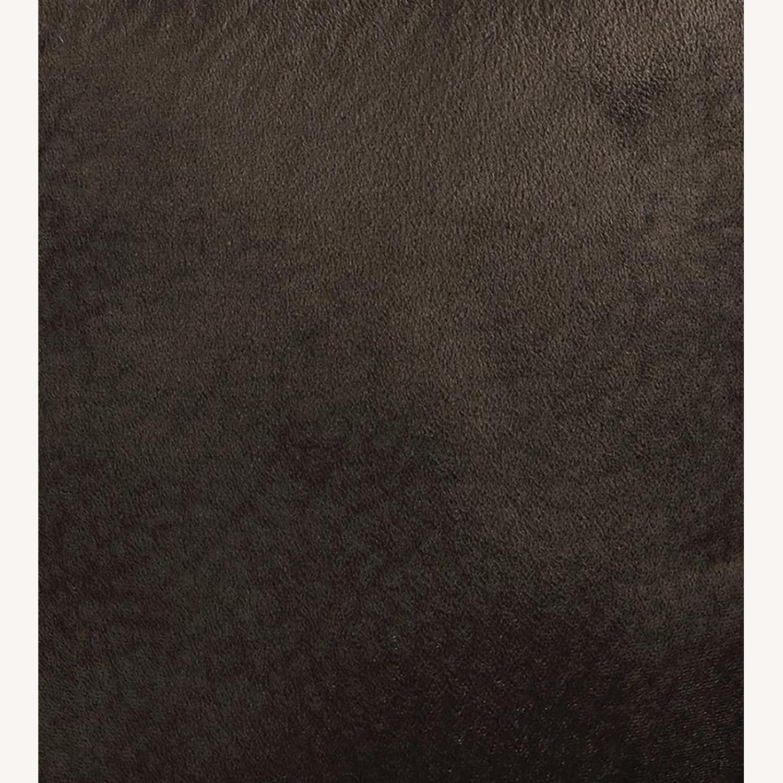 Power Lift Recliner In Chocolate Velvet Upholstery - image-6