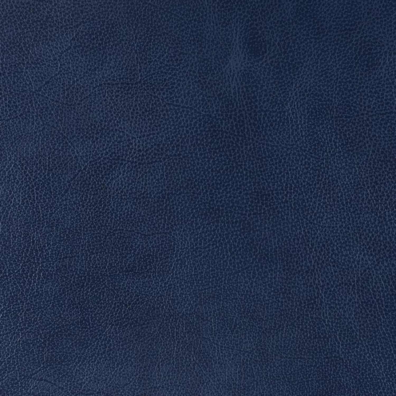Power Recliner In Ink Blue Velvet Leather - image-6