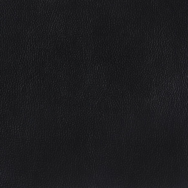 Power Recliner In Black Top Grain Leather - image-5