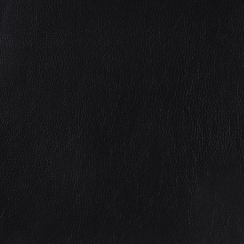 Modern Power Recliner In Black Top Grain Leather - image-4