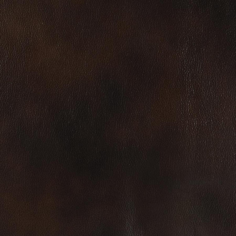 Power Glider Recliner In Dark Brown Leather - image-5