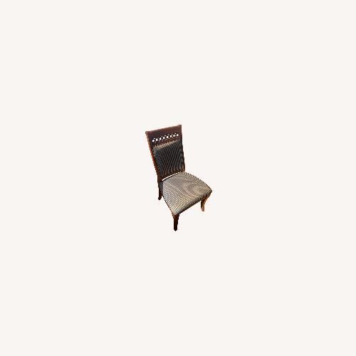Used Lexington Furniture Triumph Dining Chair Set (6) for sale on AptDeco