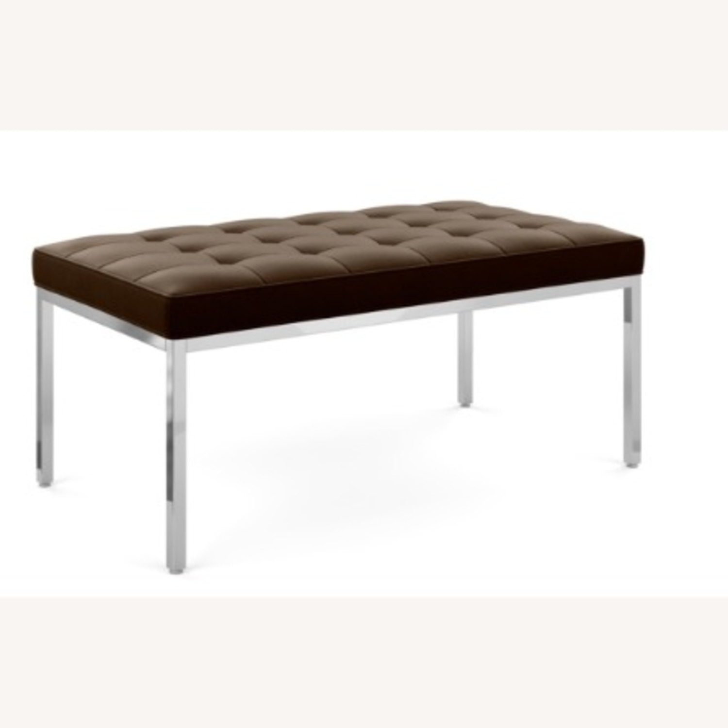 Knoll Bronze Florence Bench - image-1