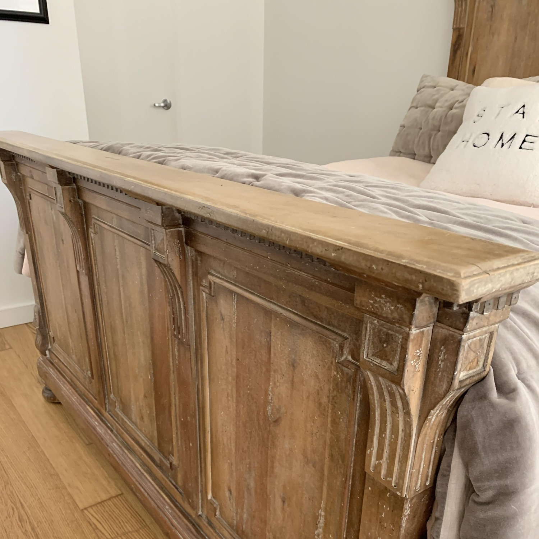 Restoration Hardware St. James Queen Bed - image-2