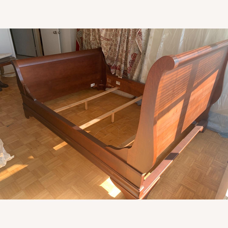 Lexington Furniture Fine Wooden Bed Frame - image-2