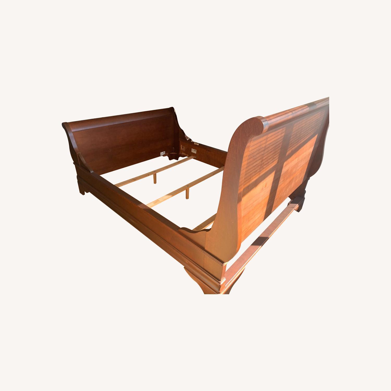 Lexington Furniture Fine Wooden Bed Frame - image-0