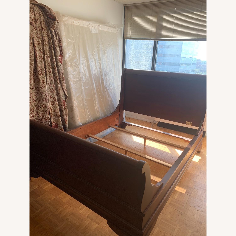 Lexington Furniture Fine Wooden Bed Frame - image-1