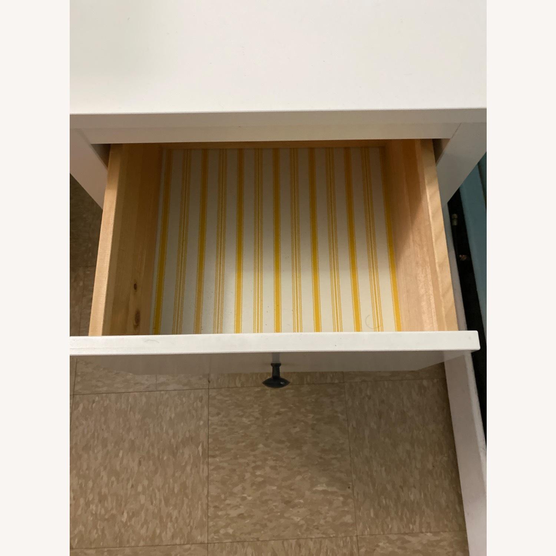IKEA White Nightstand - image-4
