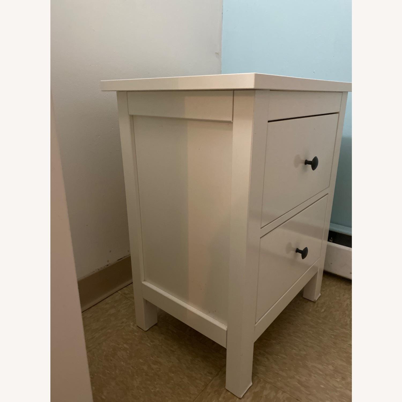IKEA White Nightstand - image-3