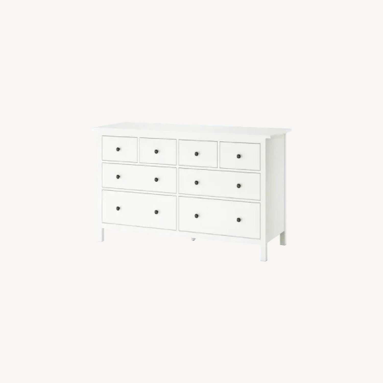 IKEA Dresser in White - image-0