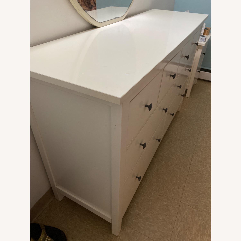 IKEA Dresser in White - image-5