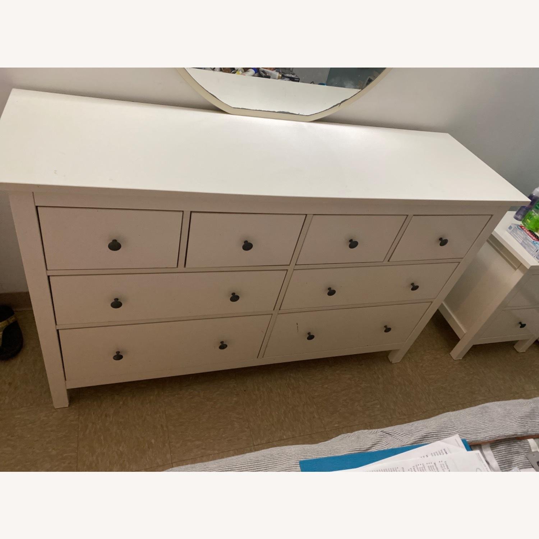 IKEA Dresser in White - image-6
