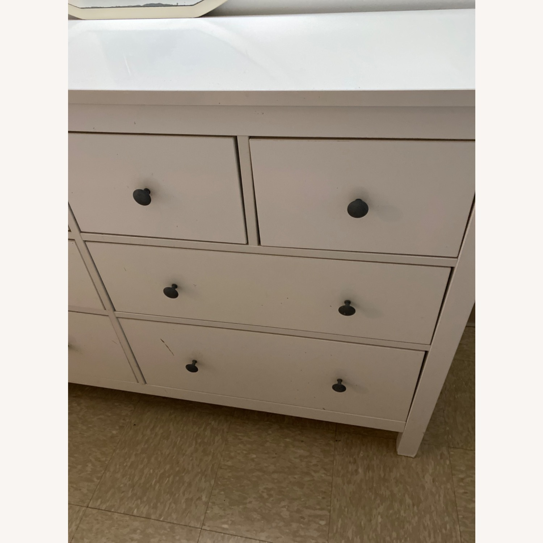 IKEA Dresser in White - image-8