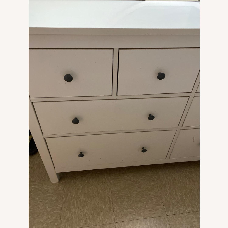 IKEA Dresser in White - image-7