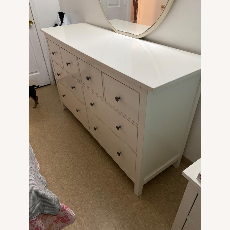 IKEA Dresser in White - image-1