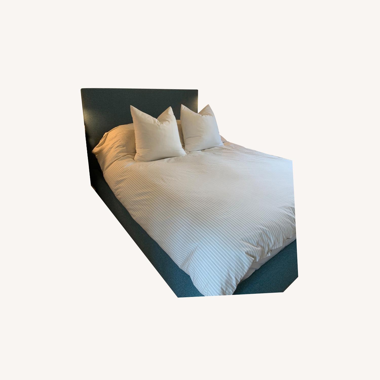Room & Board Queen Wyatt Storage Bed - image-0