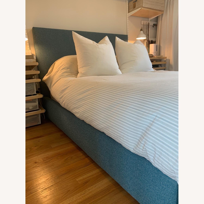 Room & Board Queen Wyatt Storage Bed - image-6