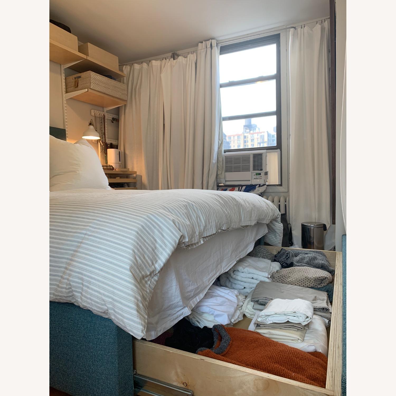 Room & Board Queen Wyatt Storage Bed - image-2