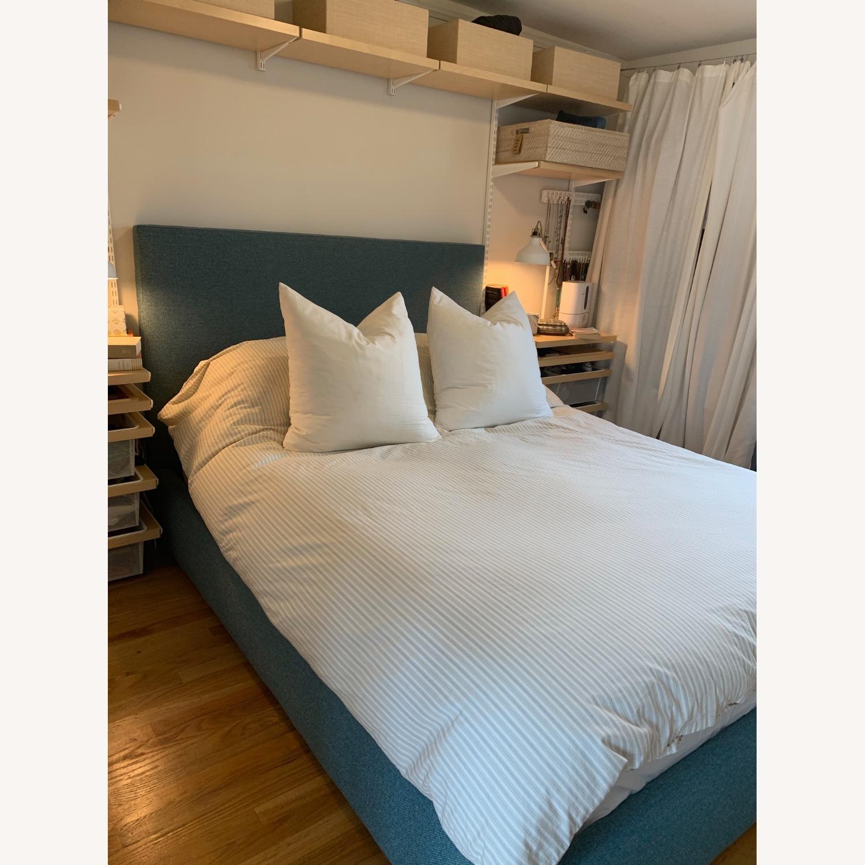 Room & Board Queen Wyatt Storage Bed - image-1