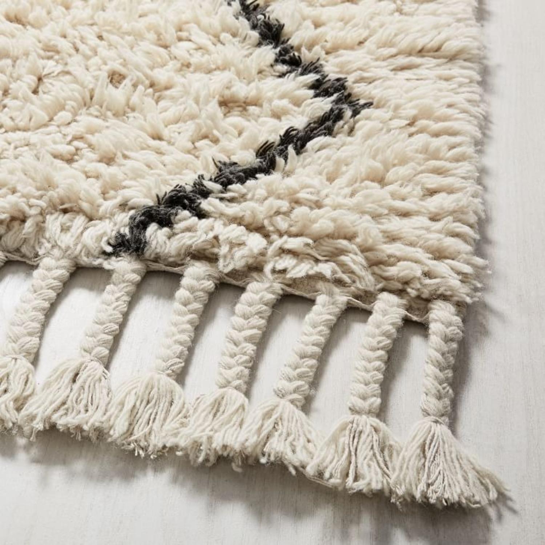 West Elm Souk Wool Rug, Natural - image-3