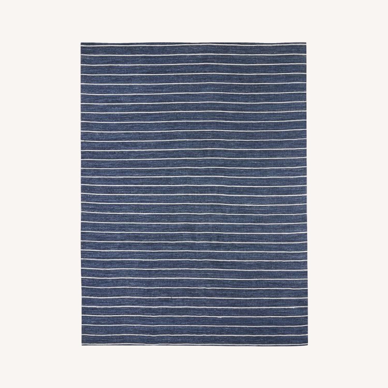 West Elm Cord Stripe Indoor/Outdoor Rug - image-0