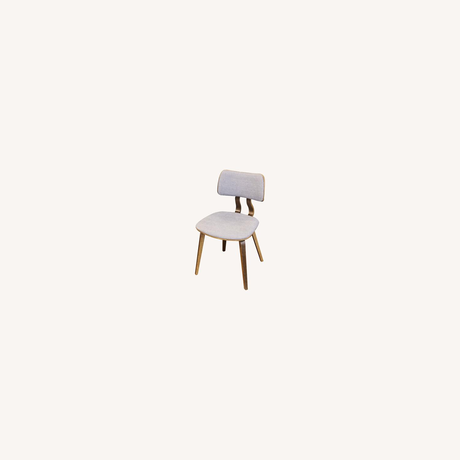 Wayfair Caswell Upholstered Side Chair - image-0