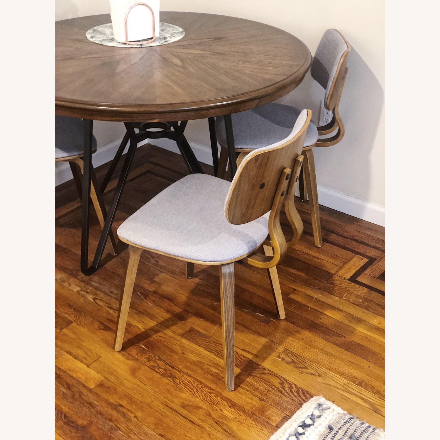 Wayfair Caswell Upholstered Side Chair - image-4