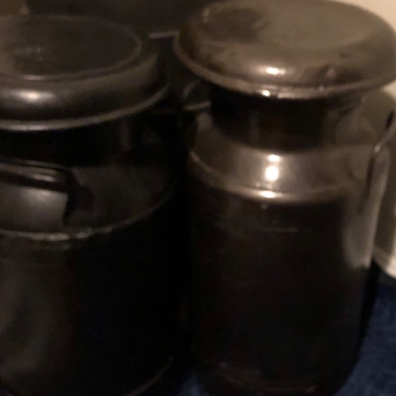 Vintage Milk Cans - image-2