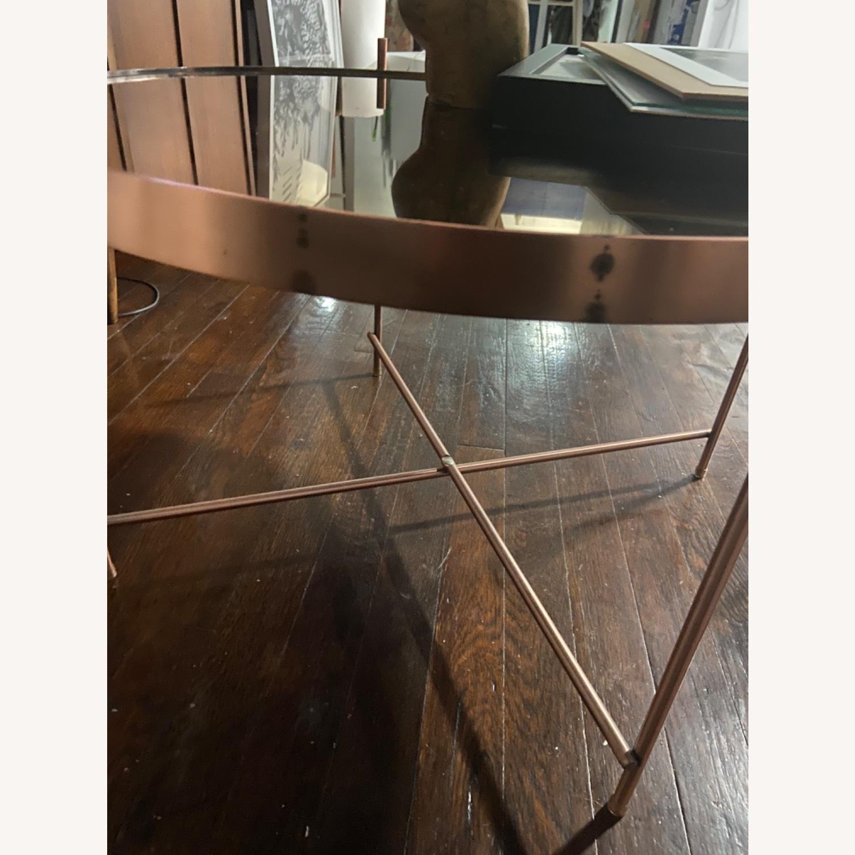 B&B Italia Copper Coffee Tables - image-15