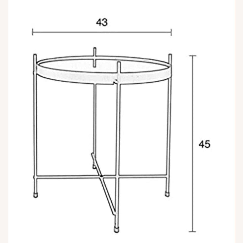 B&B Italia Copper Coffee Tables - image-3