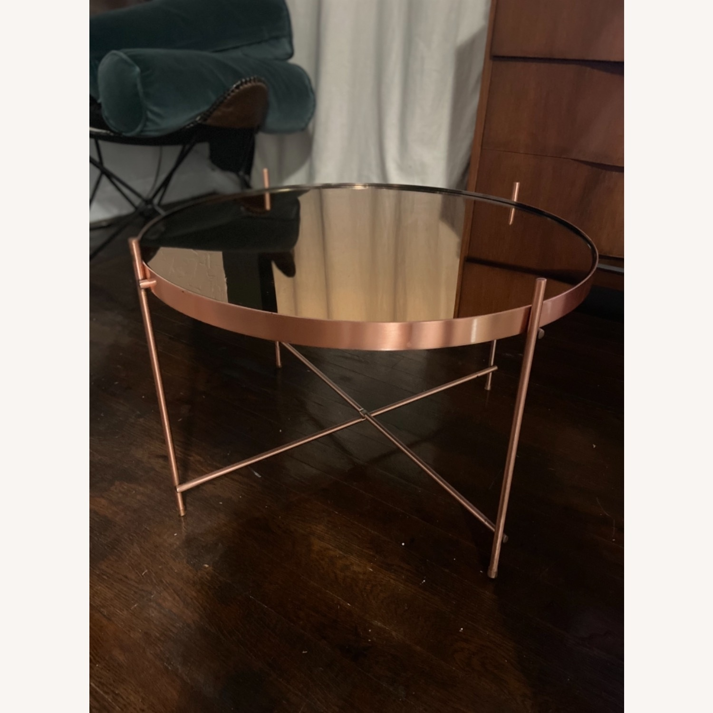 B&B Italia Copper Coffee Tables - image-8