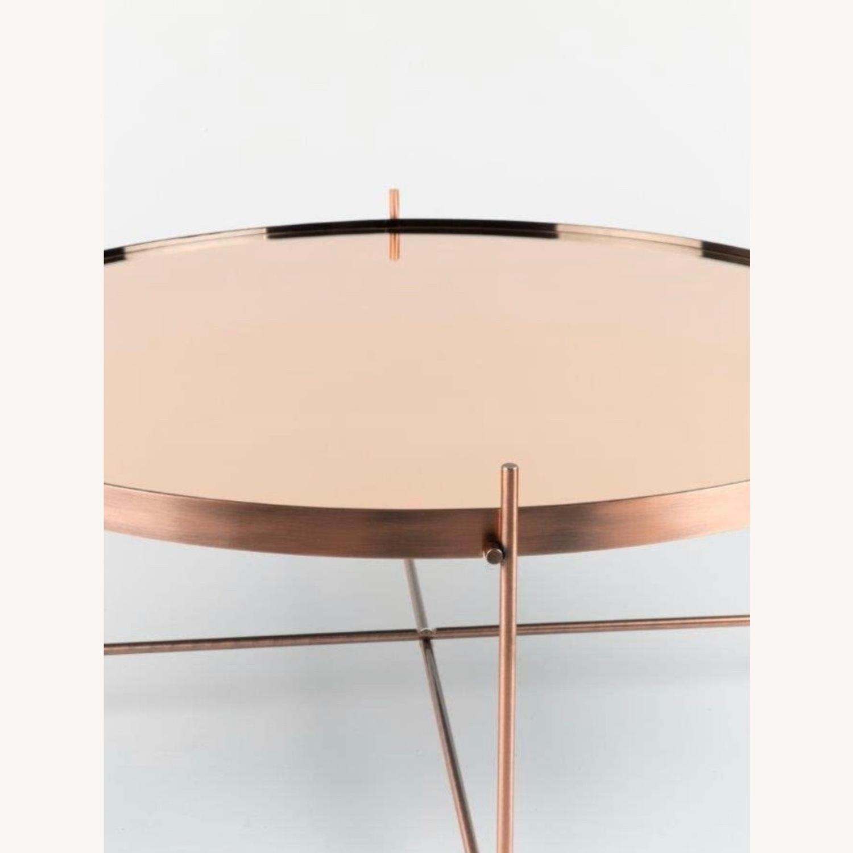B&B Italia Copper Coffee Tables - image-6
