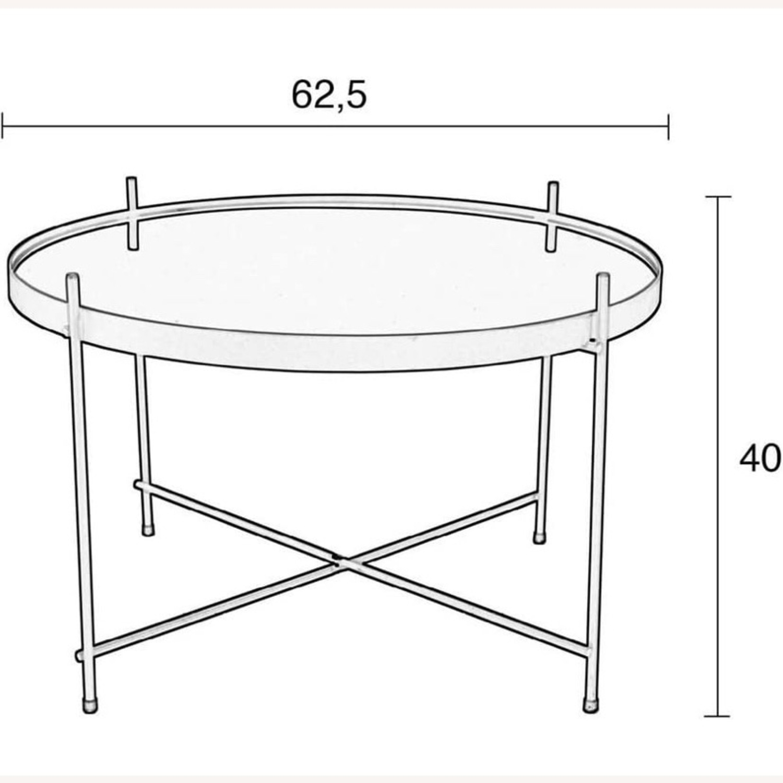 B&B Italia Copper Coffee Tables - image-5
