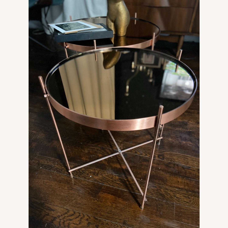 B&B Italia Copper Coffee Tables - image-13