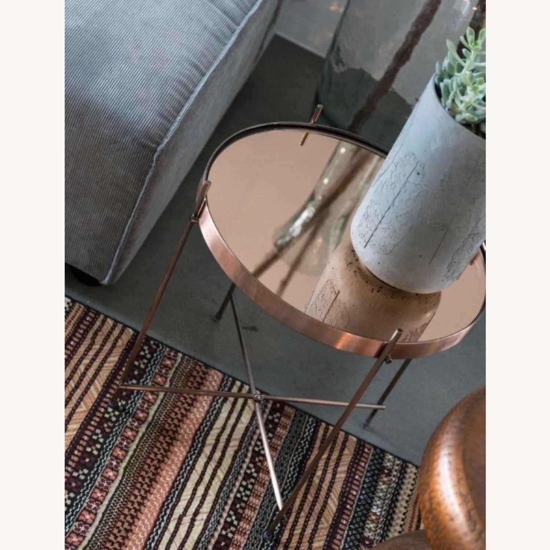 B&B Italia Copper Coffee Tables - image-2