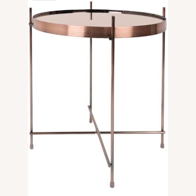 B&B Italia Copper Coffee Tables - image-0