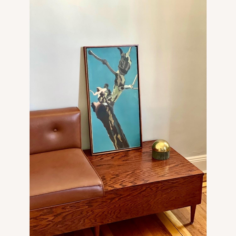 Horizons - Contemporary Acrylic on Linen Canvas - image-0