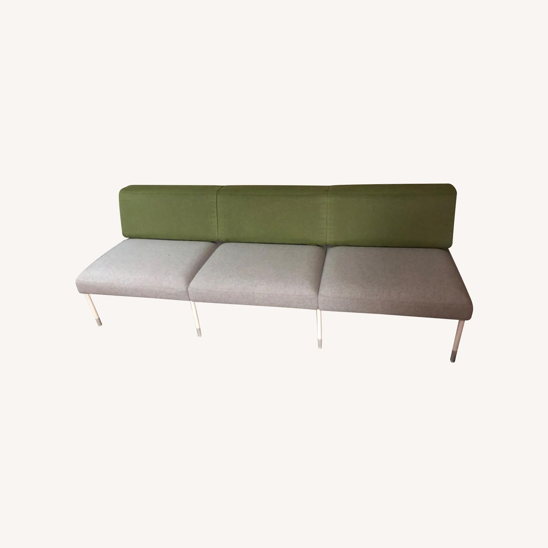 Herman Miller Public Office Landscape Couch - image-0