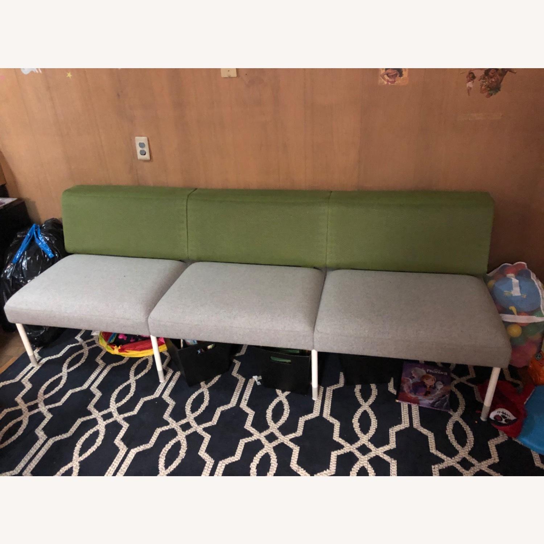 Herman Miller Public Office Landscape Couch - image-1