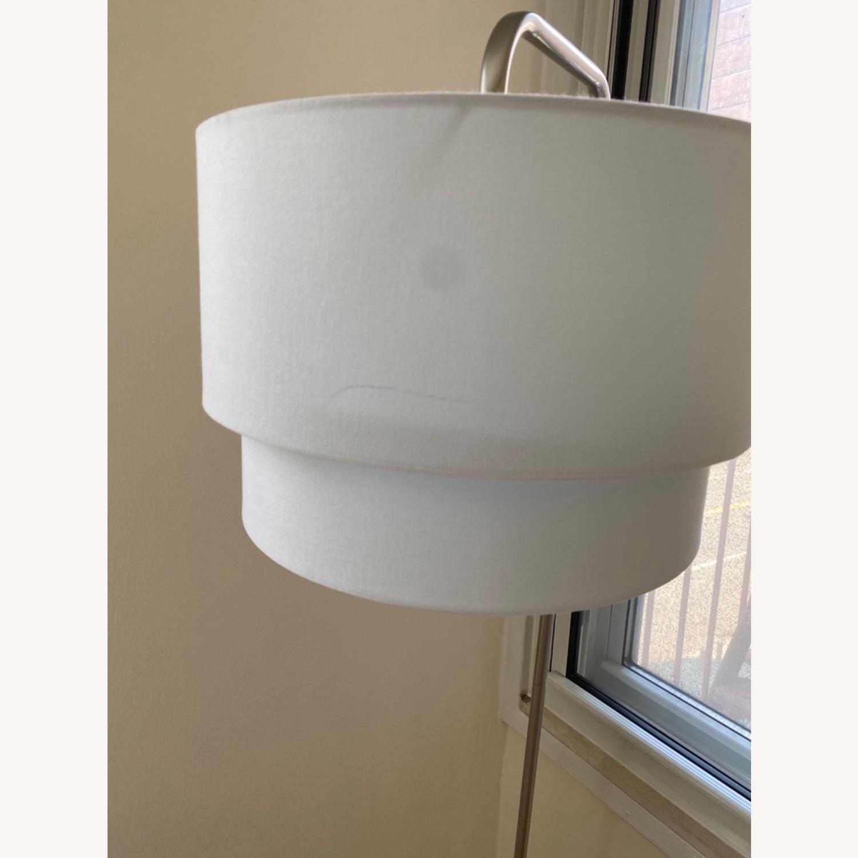 White Floor Lamp - image-3