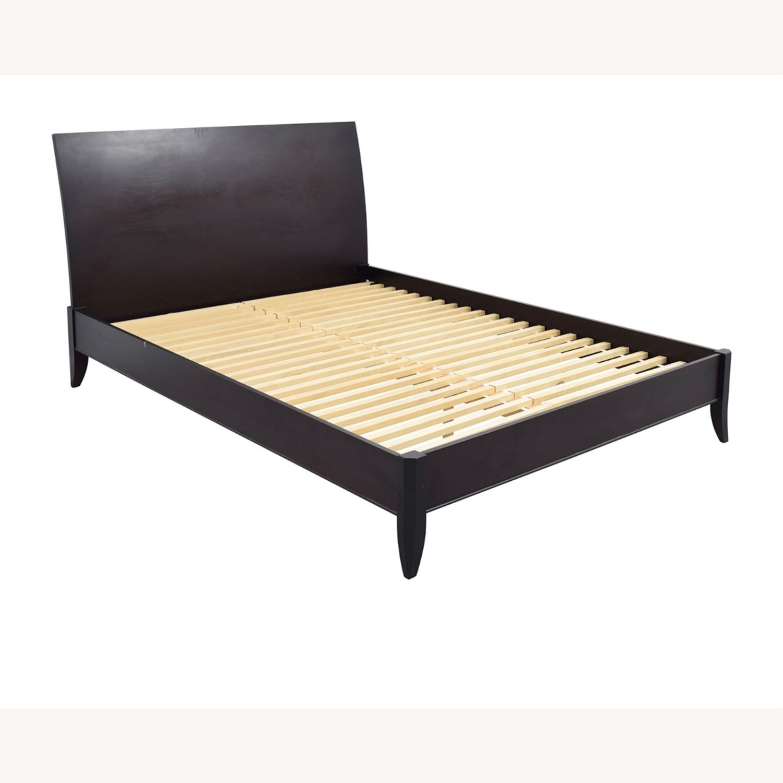 Crate & Barrel Queen Platform Bed - image-7