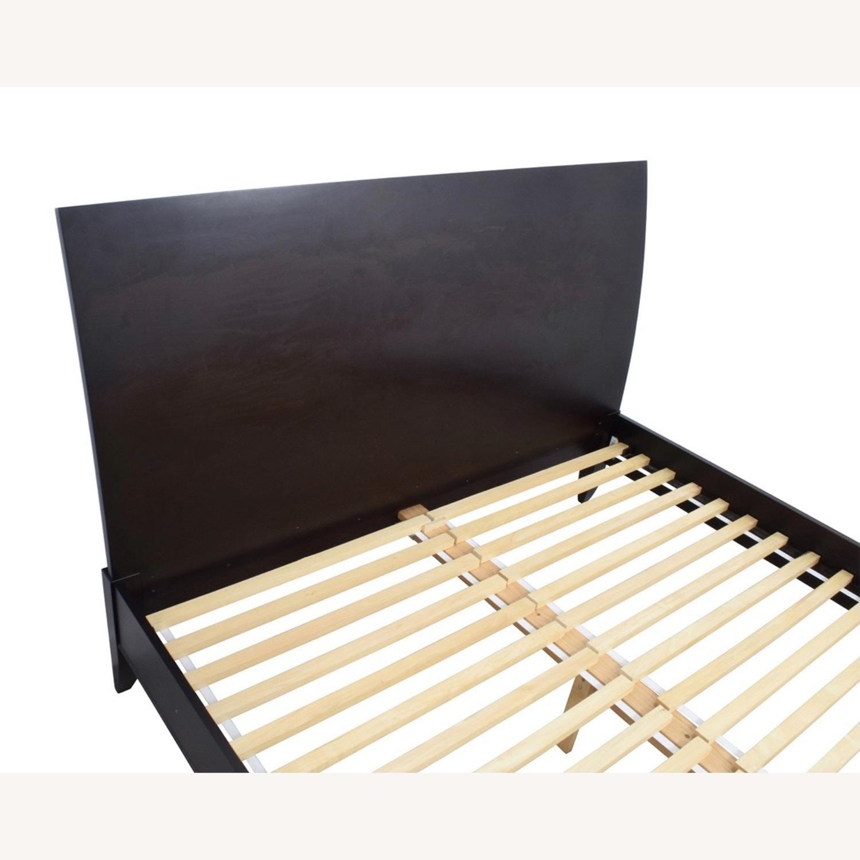 Crate & Barrel Queen Platform Bed - image-8