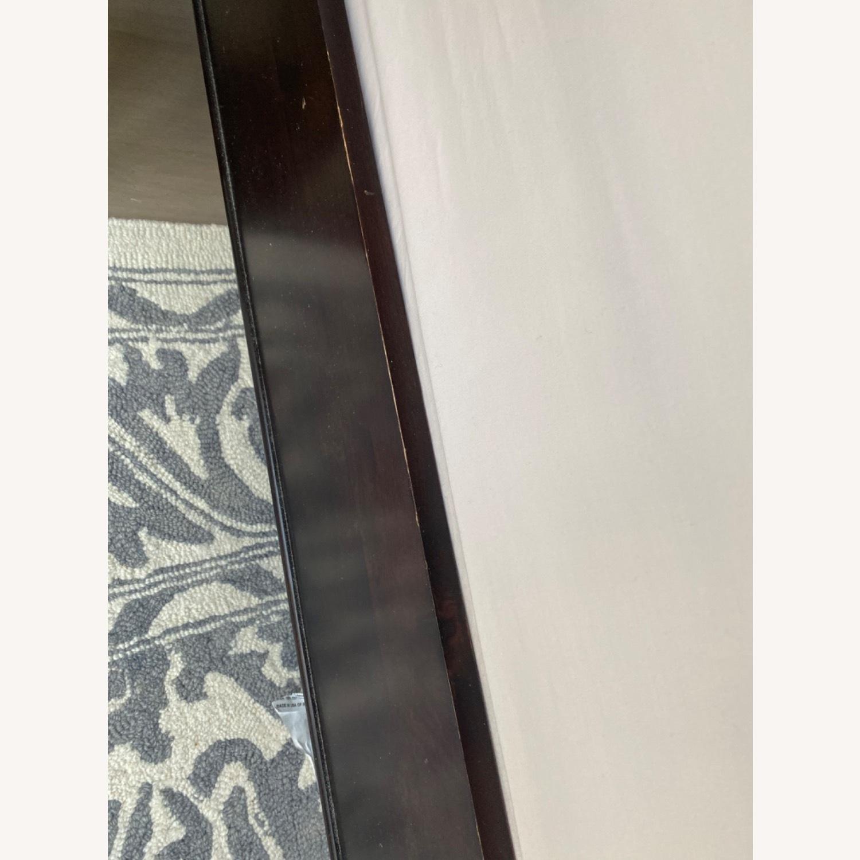 Crate & Barrel Queen Platform Bed - image-3