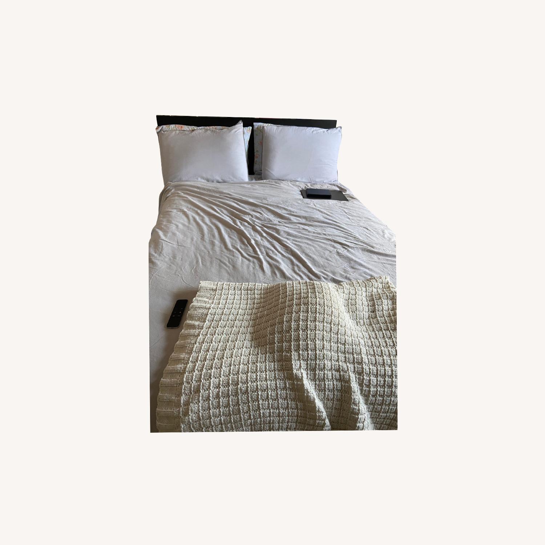 IKEA Brimnes Full Size Storage Bed - image-0