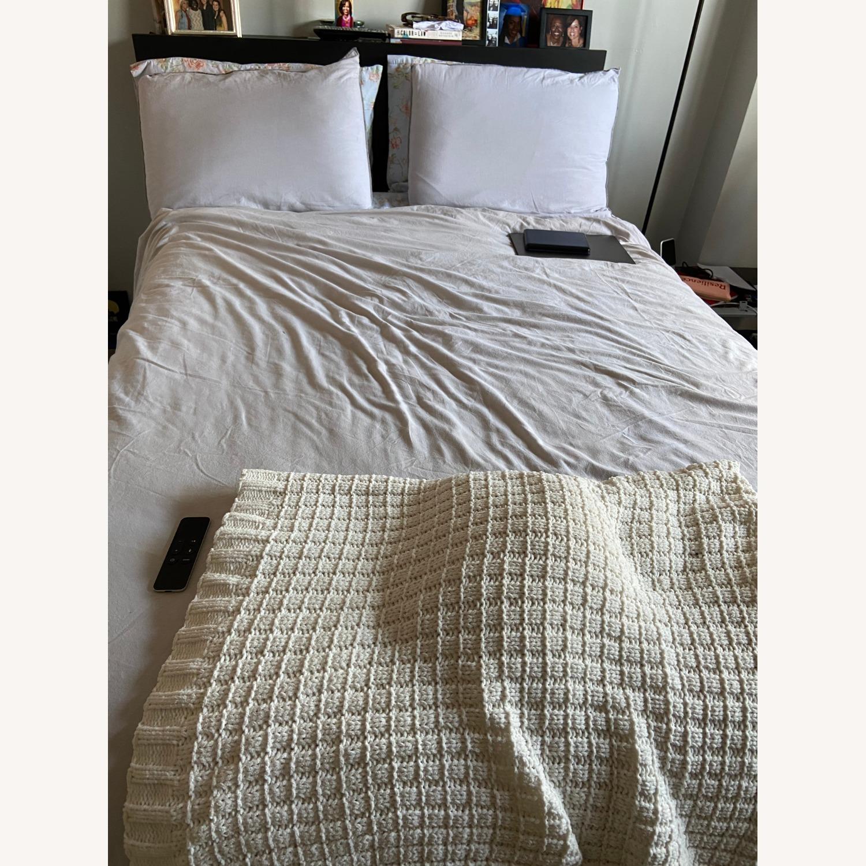 IKEA Brimnes Full Size Storage Bed - image-1