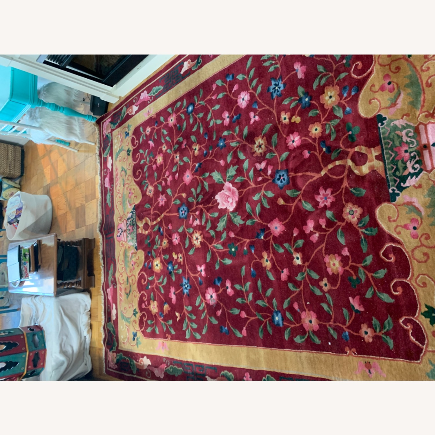 ABC Carpet and Home Large Area Rug - image-4