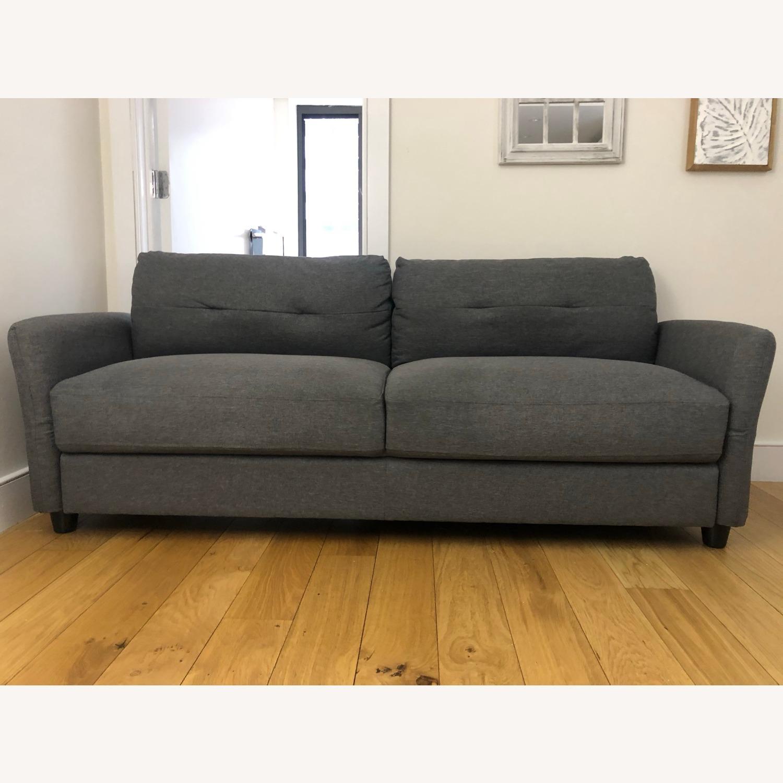 2-Seater Contemporary Sofa - image-0