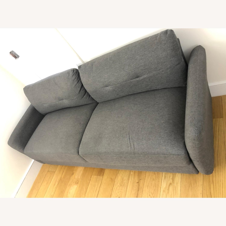 2-Seater Contemporary Sofa - image-1
